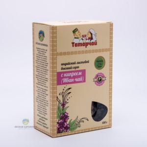 Чай индийский листовой с кипреем (иван-чай)